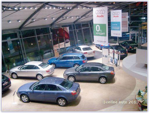 Новая программа по техподдержке автомобилей марки от Audi Russia