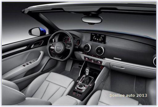 Компания Audi рассказала о новом кабриолете из семейства А3