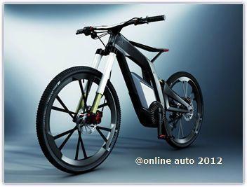 концепт Audi e-bike