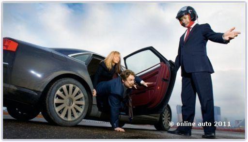 Audi против укачивания