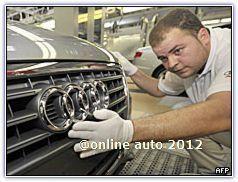 Производство автомобилей Audi вернется в Россию