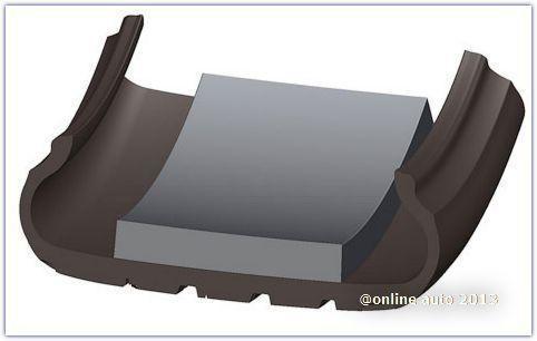 """""""Тихие"""" шины от Pirelli для Audi"""