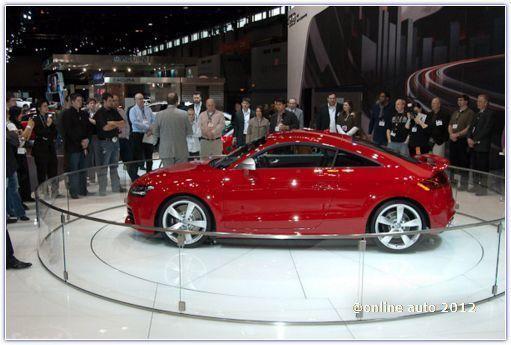 Тюнеры из ателье APR добавили Audi TT-RS мощности