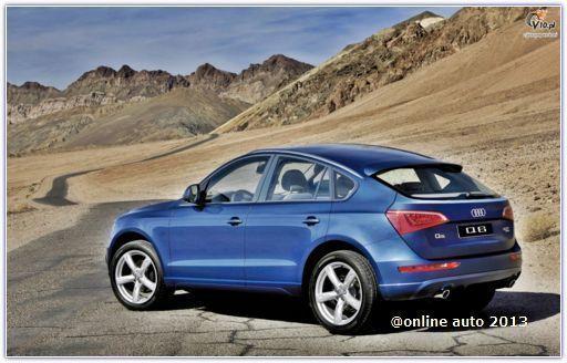 Audi объявила сроки появления кроссовера Q6 - год 2017-й