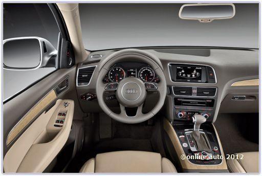 Рестайлинг Audi Q5