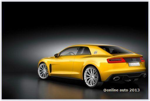 Audi привезет в Париж пятидверку А3 Sportback