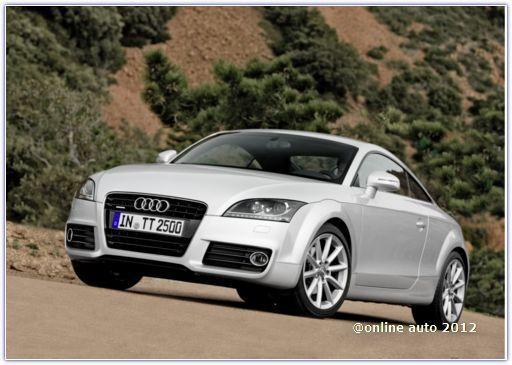 Audi TT Coupe 2011