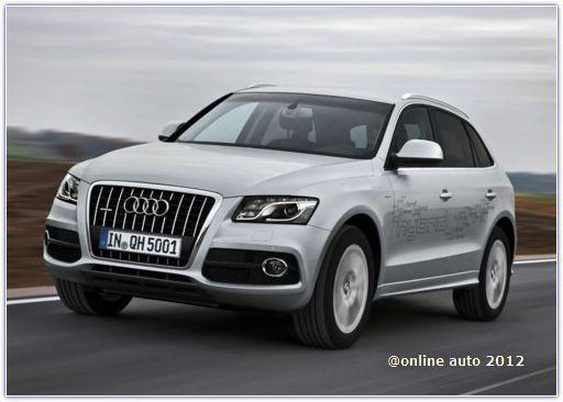Известны российские цены на Audi Q5 Hybrid