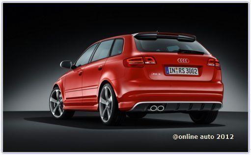 Audi RS3 2012