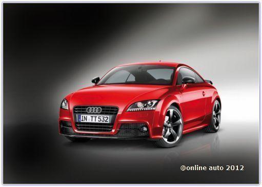 Audi TT S-line 2012