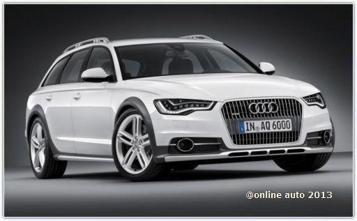 Audi Allroad назван лучшим семейным автомобилем года