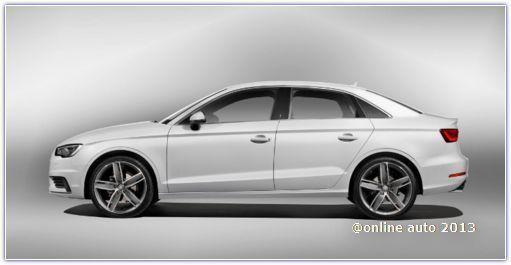 Компания Audi оснастит модели А3 интернетом 4G