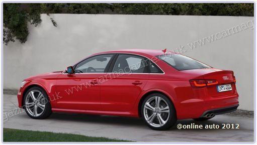 Audi A4 нового поколения будет представлена в 2014 году