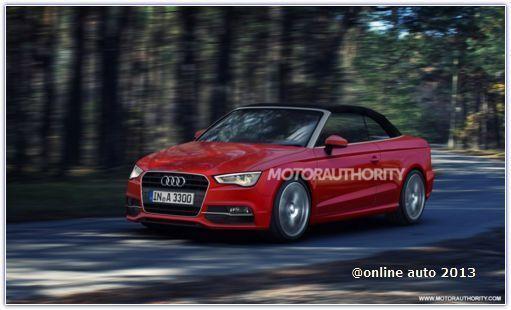Новый кабриолет Audi A3 сходит с конвейера в Венгрии