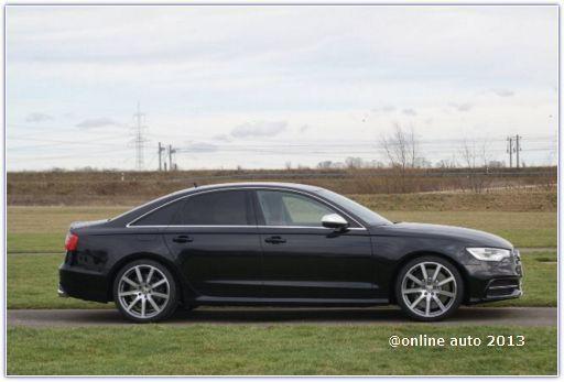 Тюнеры МТМ увеличили мощность Audi S6 до 555 л.с.