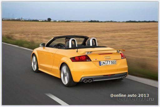 Audi выпустит ограниченную серию Audi TTS Competition