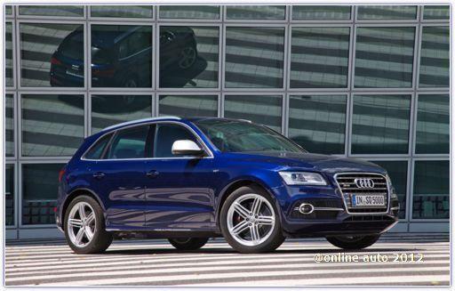 Компания Audi объявила о работе над новым проектом - бензиновым Audi SQ5