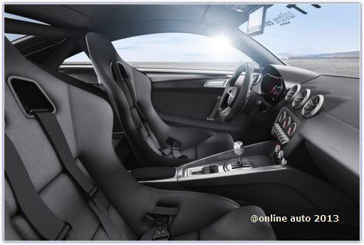 На фестивале в Каринтии Audi представит сверхлегкий концепт TT ultra Quattro