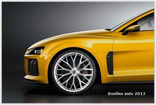 Новинки Audi на автосалоне во Франкфурте:концепт quattro Sport e-tron