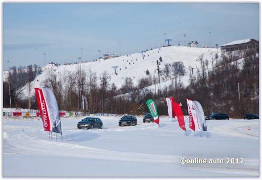 Школа quattro открыла новый сезон в Audi quattro camp 2012-2013