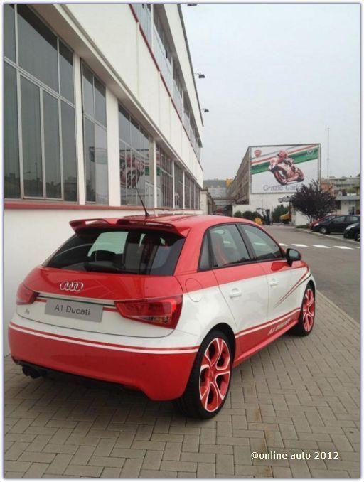 Audi A1 Ducati