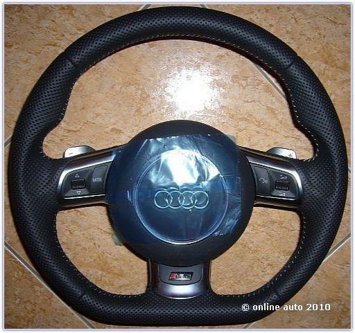 руль Audi RS3