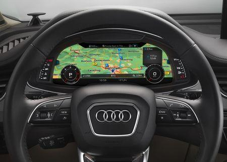 Навигация для Audi Q7 4M