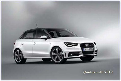 Предложение Audi в России: Audi  A1 Sportback за 777 тысяч рублей