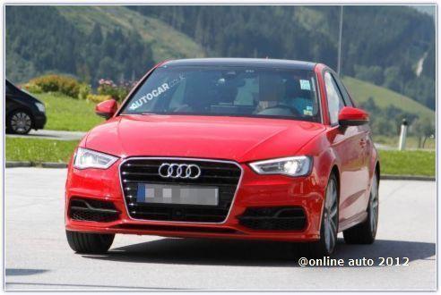 «заряженная» версия Audi A3 – стремительная «Эс-ка»