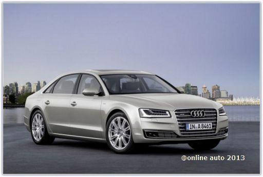К 2015 году Audi A8 снизит вес и получит пластиковые колесные диски