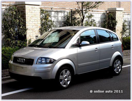 Предыдущая версия Audi A2