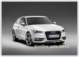 """""""Золотой руль"""" 2013 у Audi A3"""