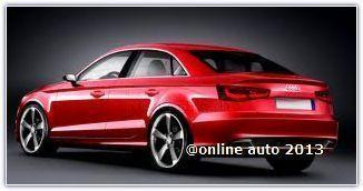 Седан Audi A3 нового поколения обойдется россиянам минимально 990 тысяч рублей