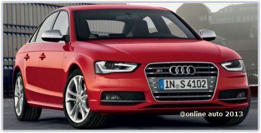 В Интернете появились новая информация об автомобилях пятого поколения Audi A4