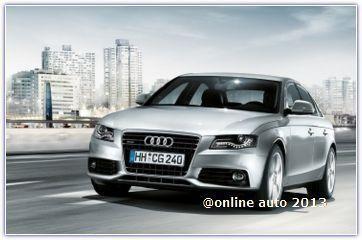 Новые Audi A4 будут иметь три гибридные модификации