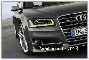 Matrix LED Audi A8L