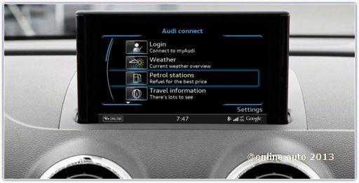Новый сервис Audi даст возможность водителям экономить на топливе