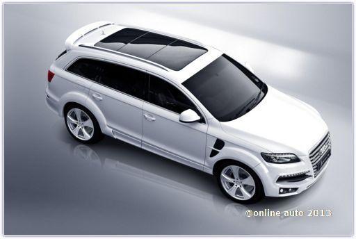 Немецкие тюнеры ателье Hofele Design добавили Audi Q7 мощности