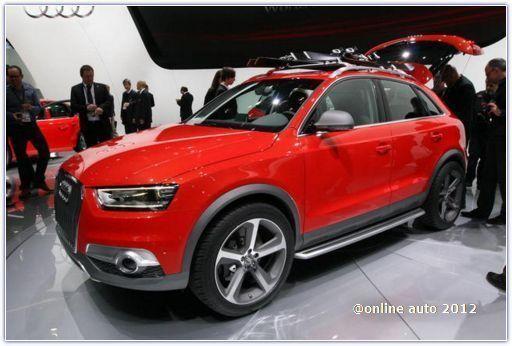 Concept Audi Q3 Vail