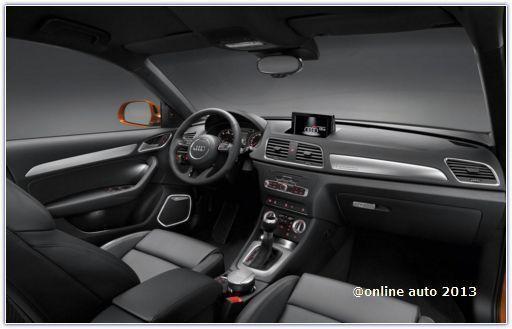 Компания Audi вывела на российский рынок модель Audi Q3 с приводом на переднюю пару колес