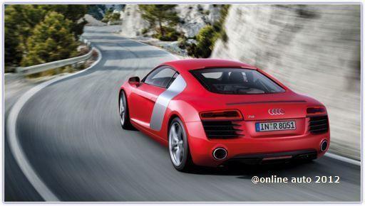 На днях стали известны российские цены на обновленное купе Audi R8