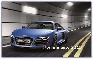 """Суперкары Audi R8 нового поколения будут комплектовать только """"атмосферниками"""""""