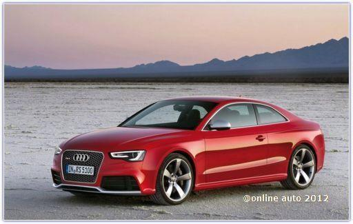 Audi RS 5 Coupe 2012