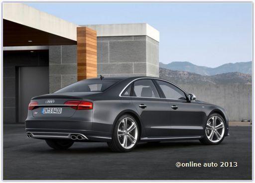 Audi показала во Франкфурте обновленный флагман А8