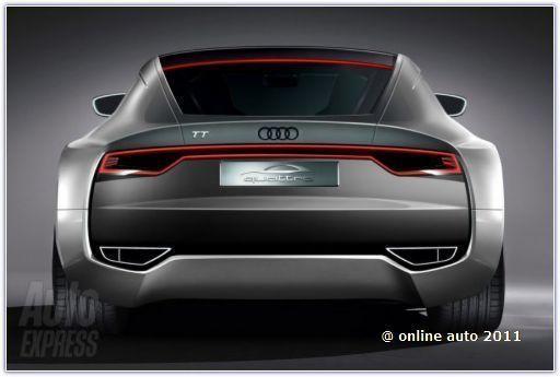 Audi TT next
