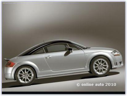 Audi TT Quattro Sport 2005