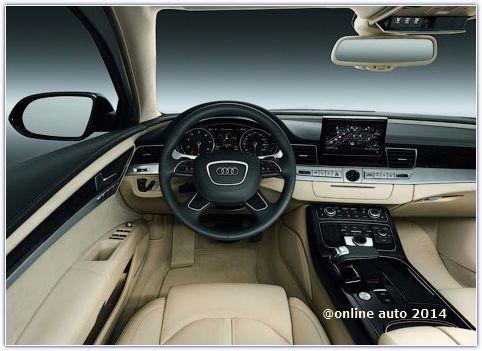 Audi показала новый бронированный седан A8L