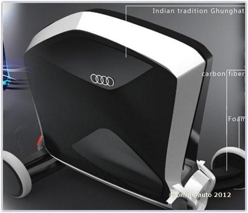 Audi Albino