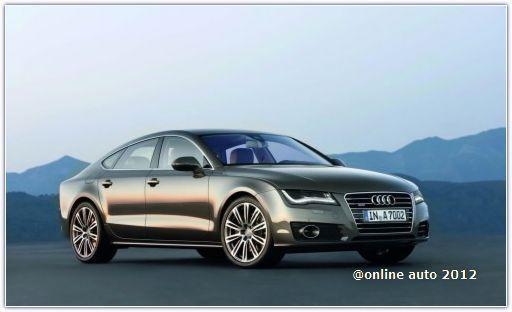 Audi объявила о начале приема заказов на Audi A6 и Audi A7 Sportback с двигателем 2,8 FSI