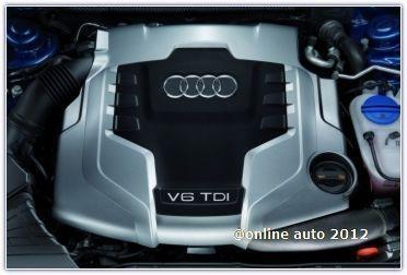 Новые технологии Audi - гибридный турбонагнетатель